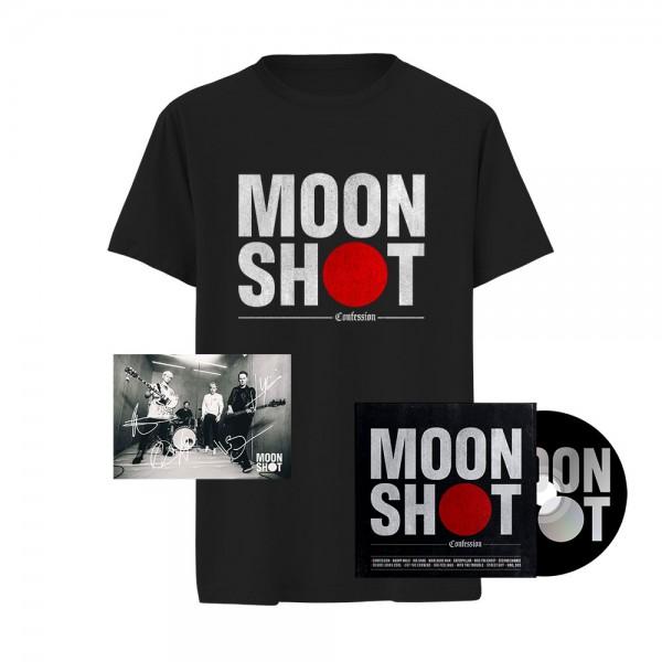 Bundle CD plus T-Shirt